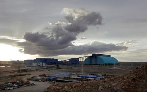 The Oyu Tolgoi mine in Mongolia (Photo: Reuters/David Stanway).