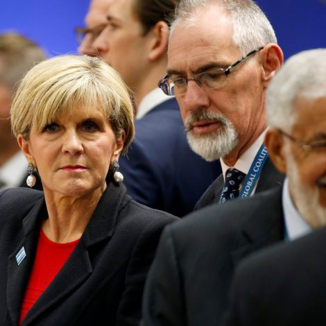 White-papering Australian foreign policy
