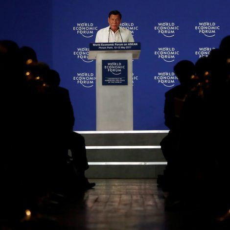 Can the Philippines lead amid global uncertainty?
