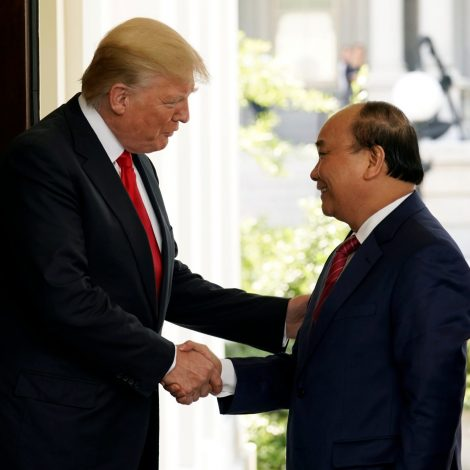 Vietnam to pull the US back to Asia?
