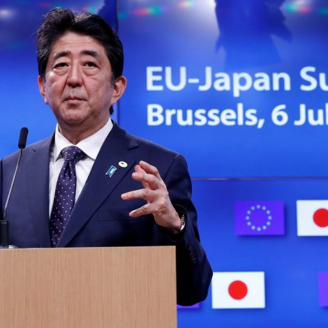 Much at stake for the Japan–EU trade deal