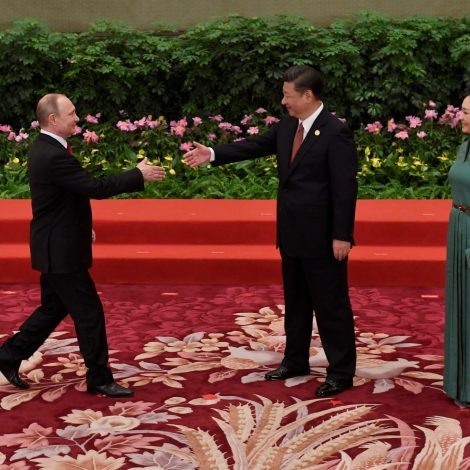 Adding '5 + 1' to China's Belt and Road Initiative