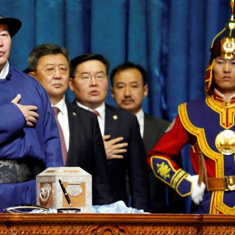 Mongolia lurches between opportunity and crisis