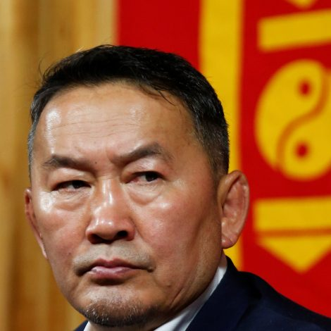Corruption is a cancer that Mongolia can't cut out
