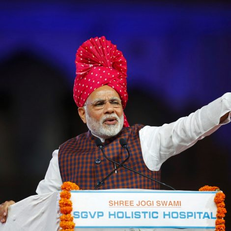 Modi's reforms will help India's long-term growth
