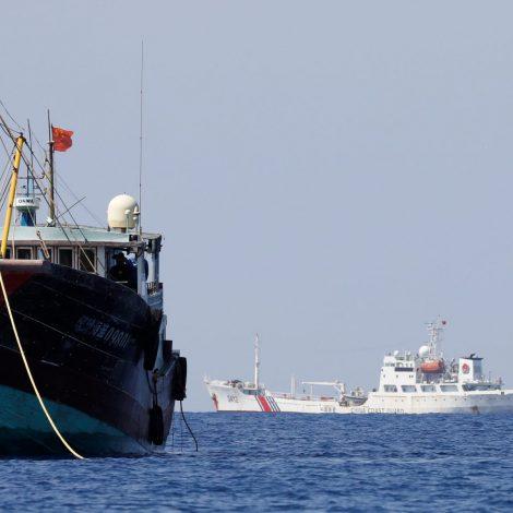 Bigger fish to fry than militias in the South China Sea