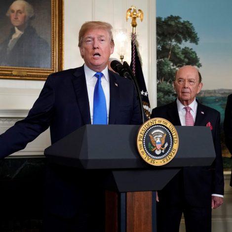 No winners in a US–China trade war