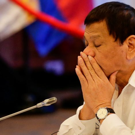 Duterte's populist pivot away from the United States may not last