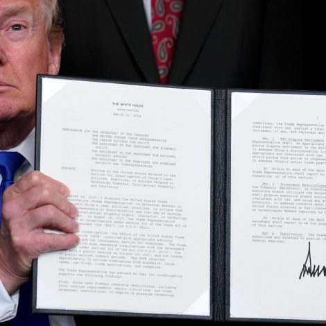 Washington has no case for its proposed Section 301 tariffs