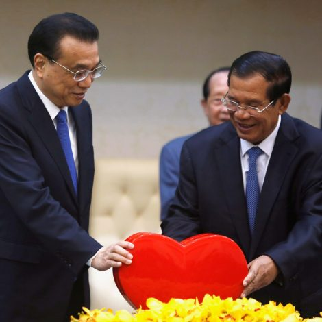 Are China's gifts a blessing or a curse for Cambodia?