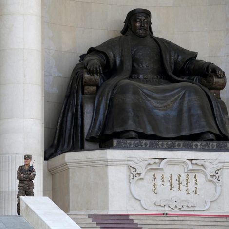 Mongolia forges a new path from between the hammer and the anvil