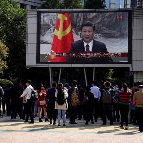 Chinese foreign policy under Xi Jinping