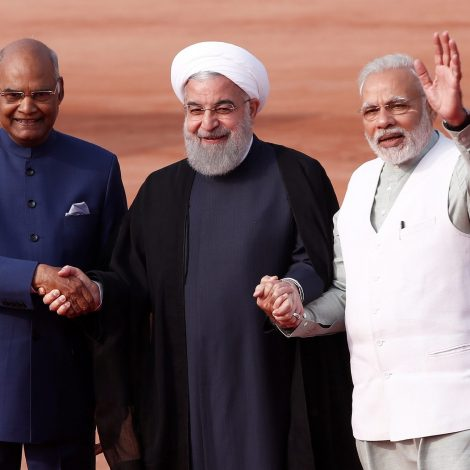 Amid sanctions, Iran looks east