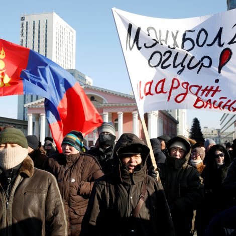 Mongolia hamstrung by political paralysis and corruption