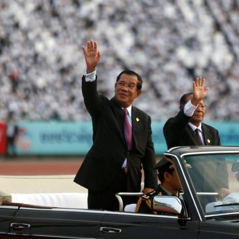 Reversing Cambodia's democratic drift