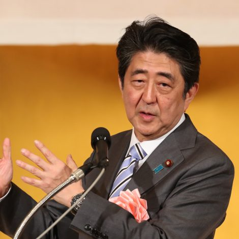 Time for global leadership, Japan-style