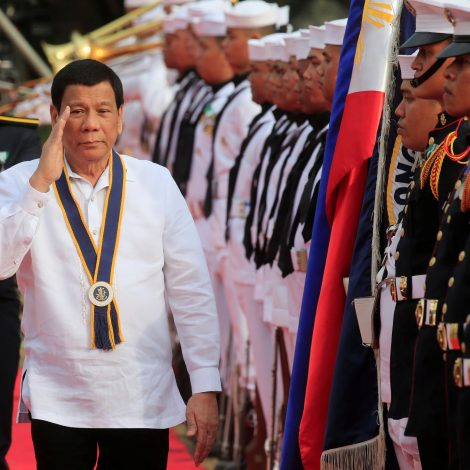 CanthePhilippinesforgoChinese investment for maritime security?