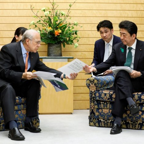 Japan's strategic choice at the Osaka G20