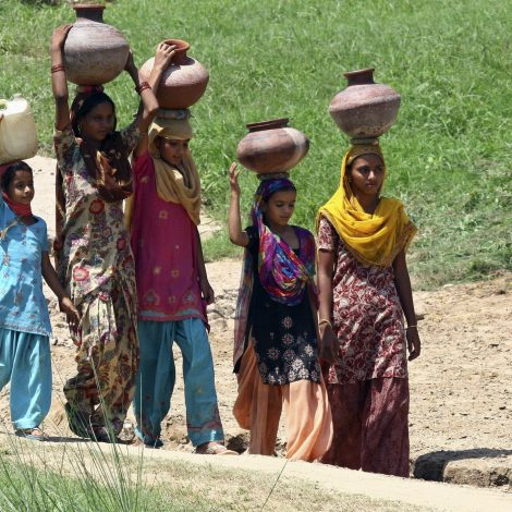 Mainstreaming gender in India's climate-smart agriculture policy