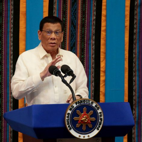 Duterte's federalist project indefinitely on hold