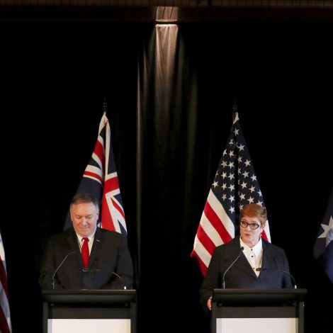 Cracks in Australian defence policy can't be papered over