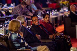 Timor-Leste's President Francisco Guterres attends the 20th Popular Consultation Day to commemorate the referendum of Timor-Leste in Dili, Timor-Leste, 30 August 2019 (Photo: Reuters/Antara Foto).
