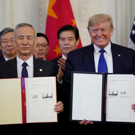 US-China trade rapprochement round one