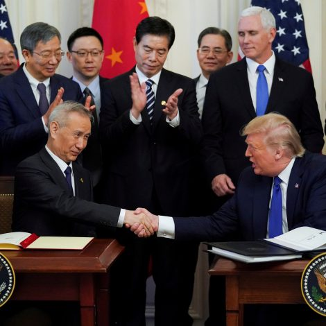 Trump's trade deal poses new dangers to Southeast Asia