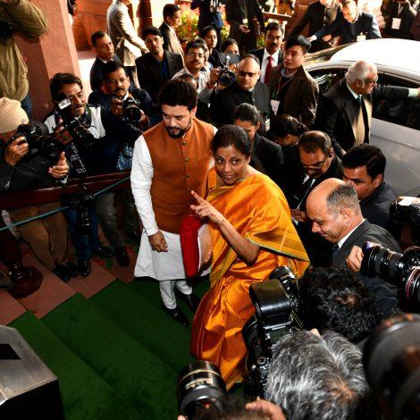 India's budget balancing act