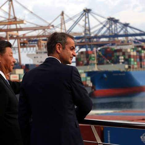 A divided Europe's China challenge