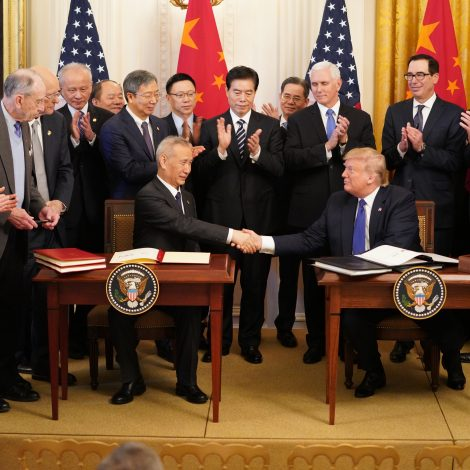 'Phase one' China trade deal tests the limits of US power