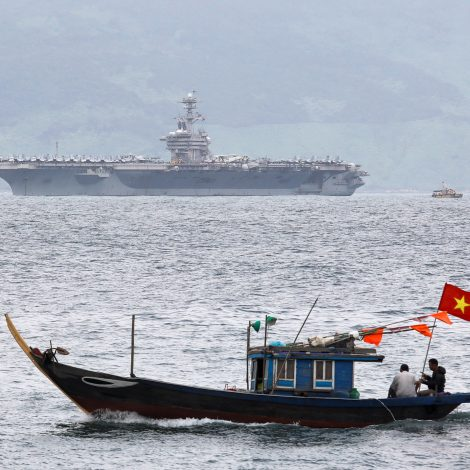 COVID-19 can't freeze Vietnamese geopolitics forever