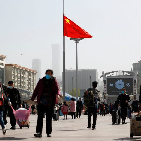 Containing the virus and restarting the Chinese economy