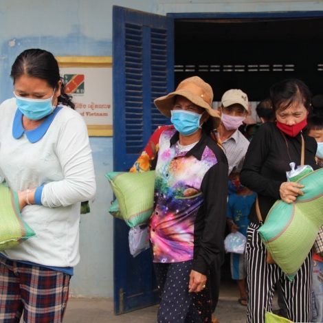 Cambodia's political and economic response to COVID-19