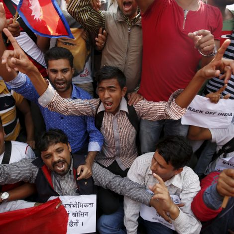 Rising tensions on the Nepal–India border