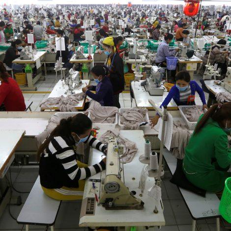 Cambodia's COVID-19 success and economic challenges