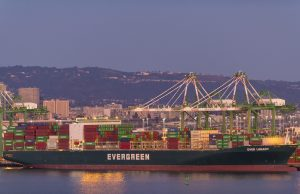 COVID-19 has disrupted global supply chains that rely heavily on manufactures and factories in China. Cargo ships are seen at the Port of Oakland, California, 9 March 2020 (Photo: Reuters/ Yichuan Cao).