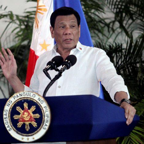 COVID-19 tightens Duterte's iron grip