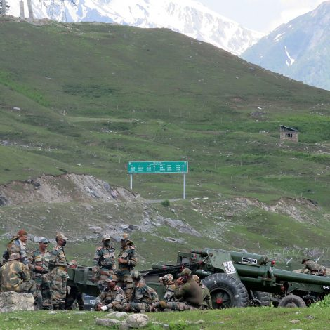 Crisis in Ladakh strengthens US–India relations against China