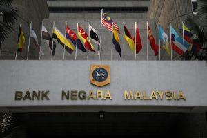 A general view of the Central Bank of Malaysia (Bank Negara Malaysia) in Kuala Lumpur, Malaysia, 31 July 2019 (Photo: Reuters/Lim Huey Teng).