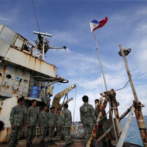 Modernising the Philippine Navy