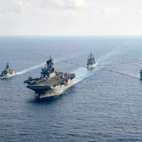 Laying down the law in the South China Sea