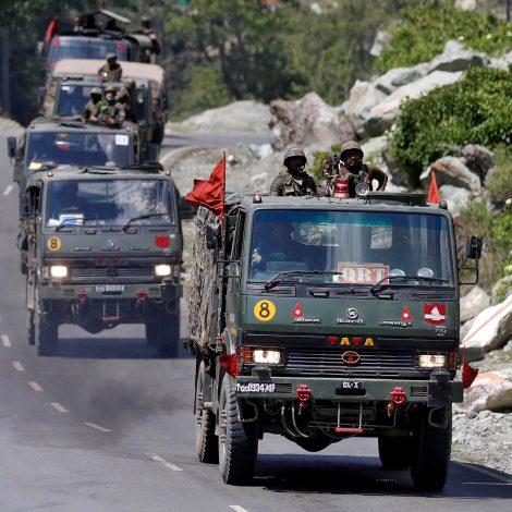 China–India border crisis reaches new heights