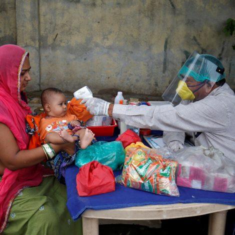 COVID-19 exposes India's weak public healthcare