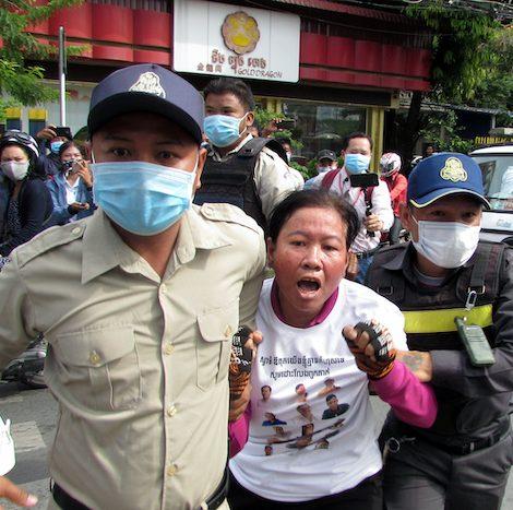 Political crackdowns follow Cambodia's COVID-19 lockdown